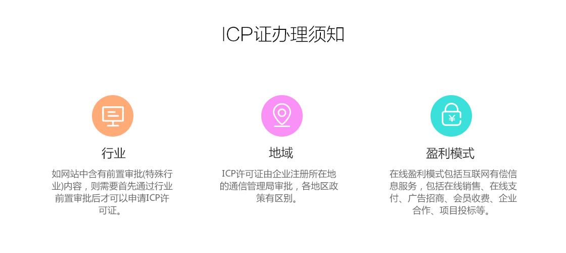 ICP许可证办理