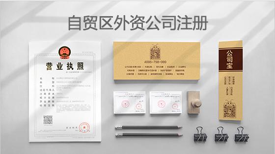 自贸区外资公司注册